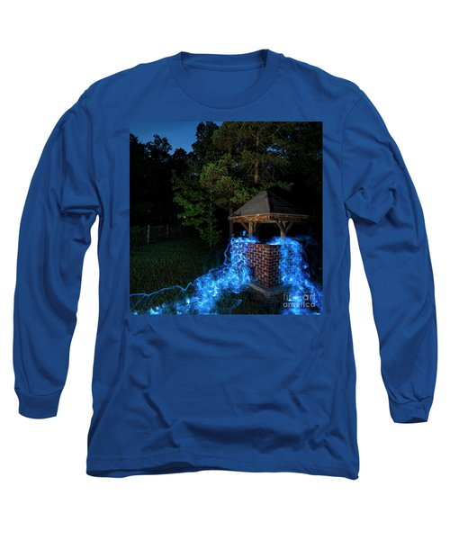 Well Color Long Sleeve T-Shirt