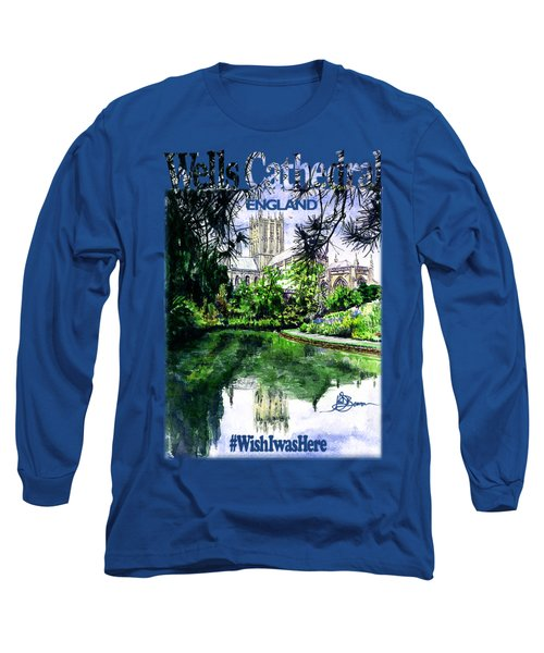 Wells Cathedral Shirt Long Sleeve T-Shirt
