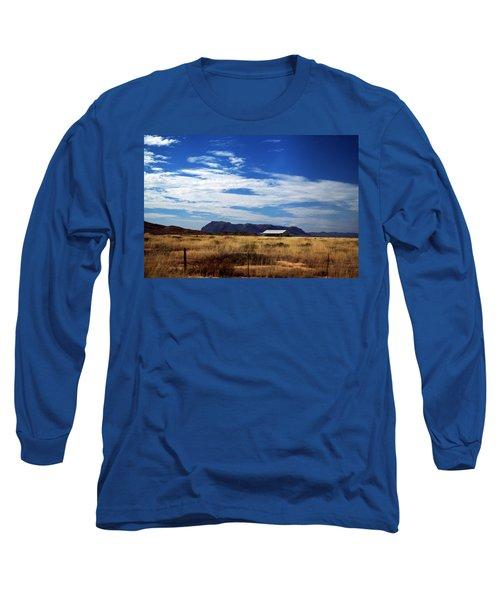 West Texas #1 Long Sleeve T-Shirt