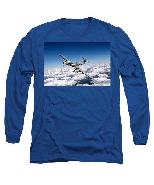 Westland Whirlwind Portrait Long Sleeve T-Shirt