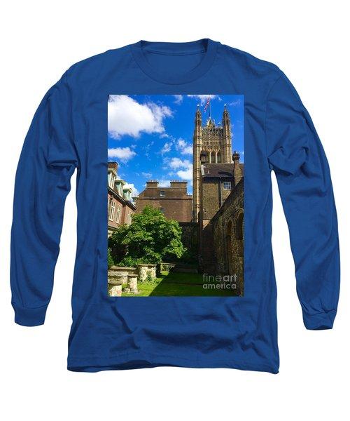 Westminster Abby Garden Long Sleeve T-Shirt