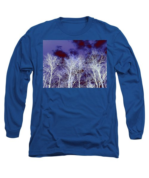 Long Sleeve T-Shirt featuring the photograph What Lies Above by Shana Rowe Jackson