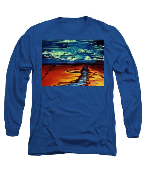Where In The Worlds Long Sleeve T-Shirt