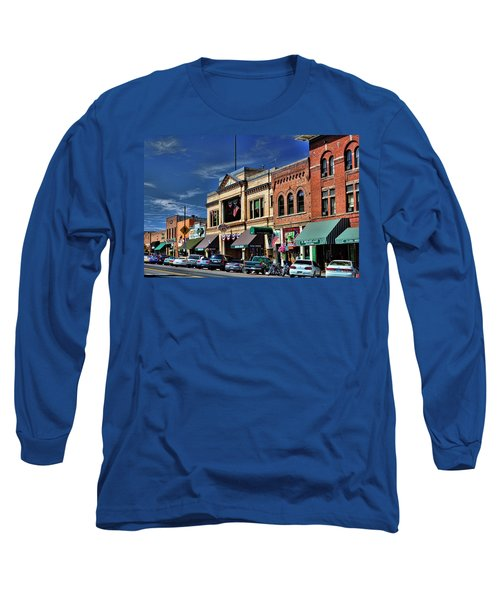 Whiskey Row - Prescott  Long Sleeve T-Shirt