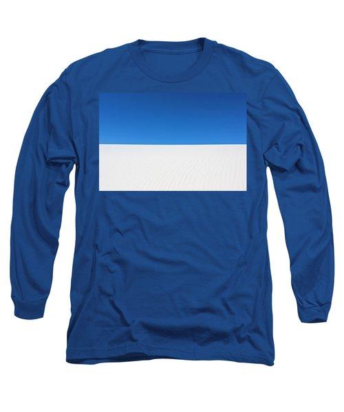 White Sands #8 Long Sleeve T-Shirt by Kume Bryant