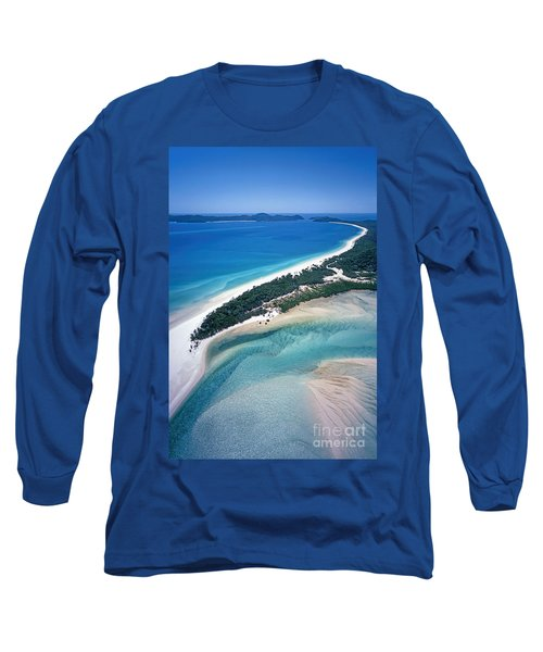 Long Sleeve T-Shirt featuring the photograph Whitsunday Islands by Juergen Held