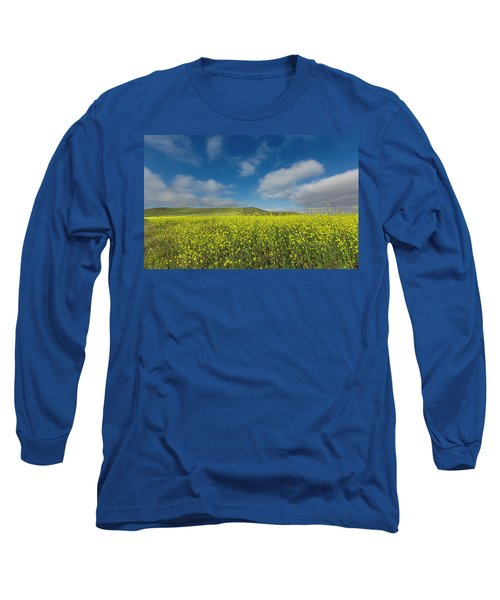 Wild Flower Long Sleeve T-Shirt