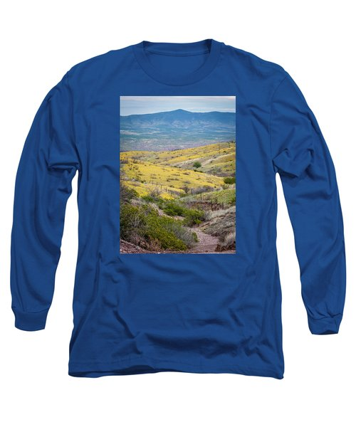 Wildflower Meadows Long Sleeve T-Shirt