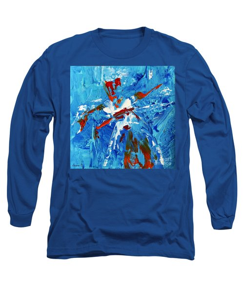 Will You Dance With Me? Long Sleeve T-Shirt by Jasna Dragun