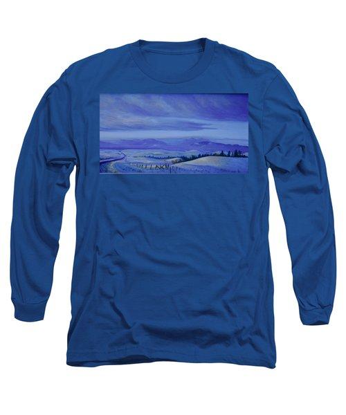 Winding Roads Long Sleeve T-Shirt