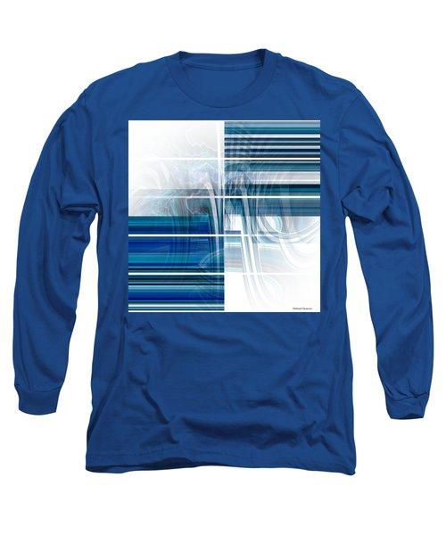 Window To Whirlpool Long Sleeve T-Shirt
