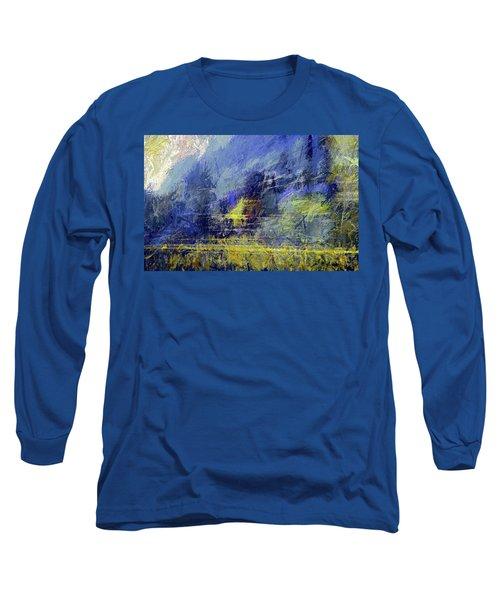 Winter Frosty Morning Long Sleeve T-Shirt