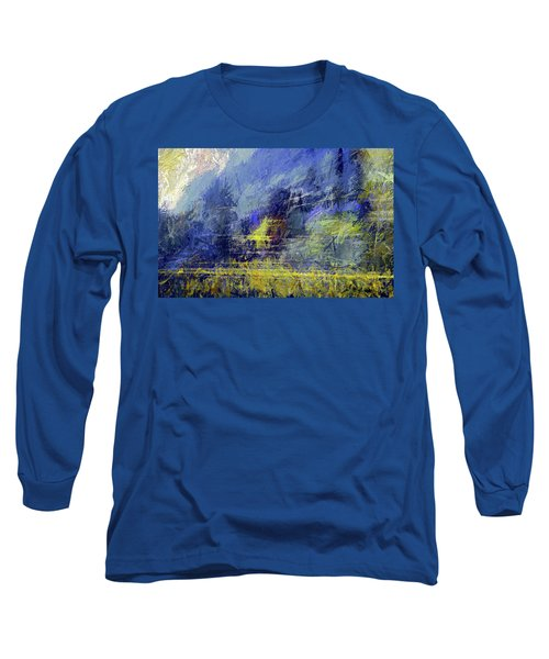 Winter Frosty Morning Long Sleeve T-Shirt