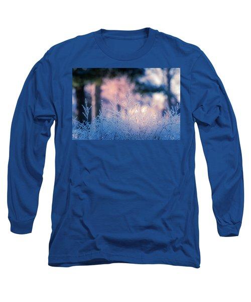 Winter Morning Light Long Sleeve T-Shirt