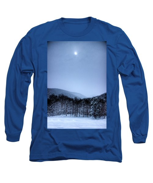 Winter Sun Long Sleeve T-Shirt by Jonny D