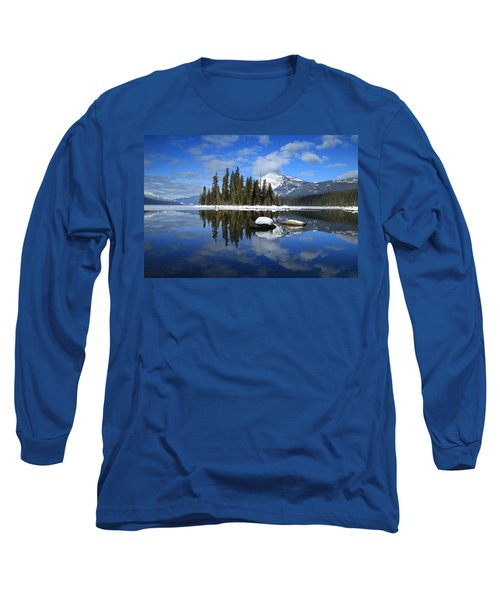 Winters Mirror Long Sleeve T-Shirt