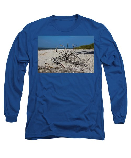 Long Sleeve T-Shirt featuring the photograph Wistful But Unwavering by Michiale Schneider