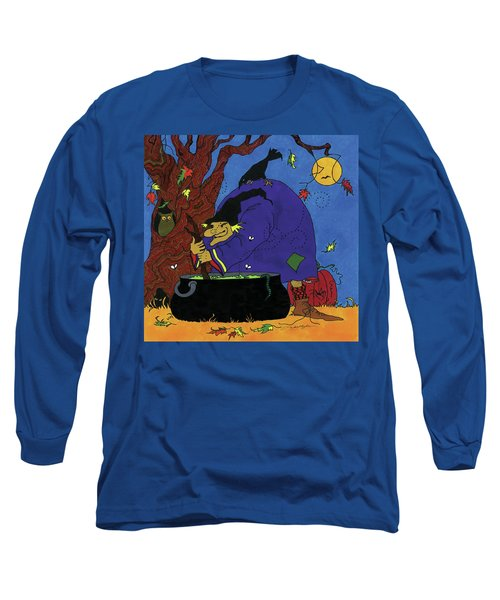 Witch's Brew Long Sleeve T-Shirt