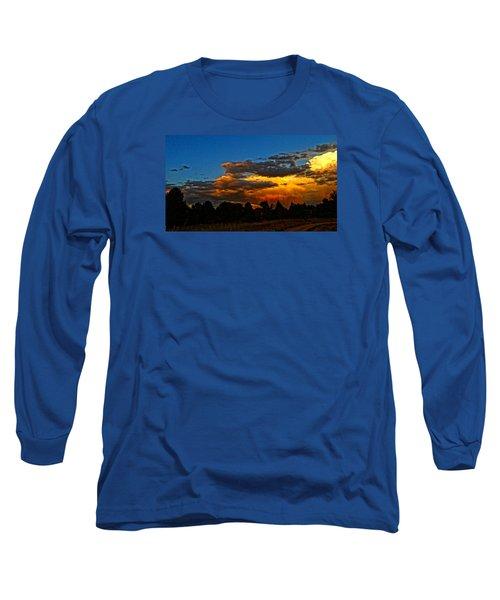 Wonder Walk Long Sleeve T-Shirt by Eric Dee