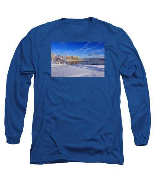 Wondrous Winter Long Sleeve T-Shirt by Randi Grace Nilsberg