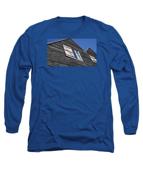 Wooden Long Sleeve T-Shirt
