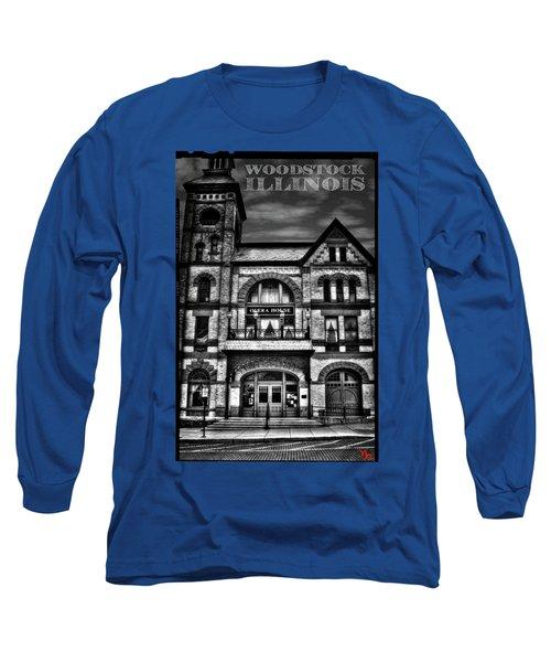 Woodstock Opera House Long Sleeve T-Shirt
