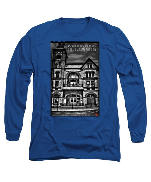 Woodstock Opera House Long Sleeve T-Shirt