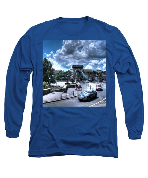 Yury Bashkin Budapesht Summer Long Sleeve T-Shirt