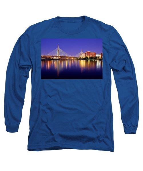 Zakim Twilight Long Sleeve T-Shirt by Rick Berk
