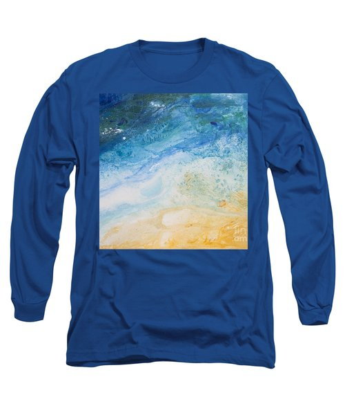 Zoom In Or Out Long Sleeve T-Shirt