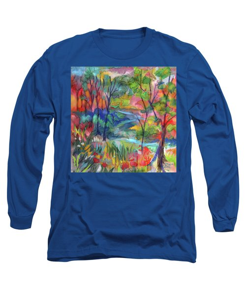 Bright Country Long Sleeve T-Shirt