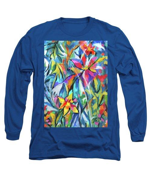 Jungle Garden Long Sleeve T-Shirt