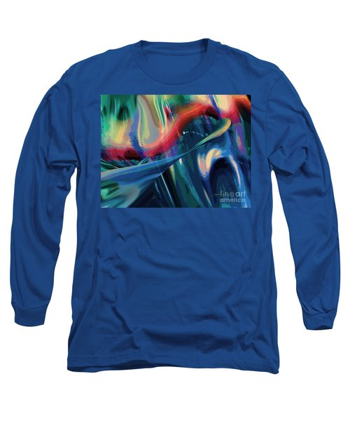 On My Way Long Sleeve T-Shirt