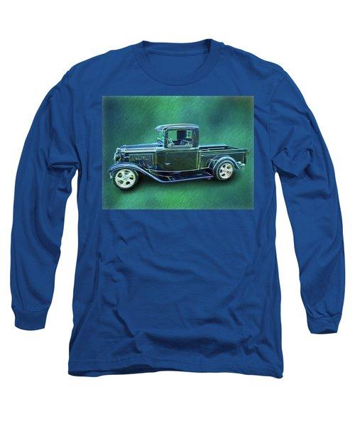 1934 Ford Pickup Long Sleeve T-Shirt