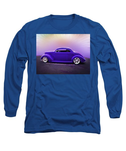 1937 Ford Coupe Long Sleeve T-Shirt