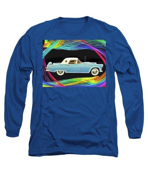 1956 Thunderbird Long Sleeve T-Shirt