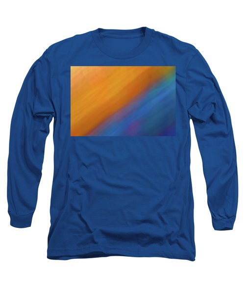 Abstract 44 Long Sleeve T-Shirt