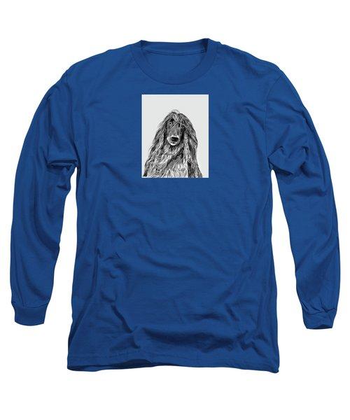 Afghan Hound 3 Long Sleeve T-Shirt