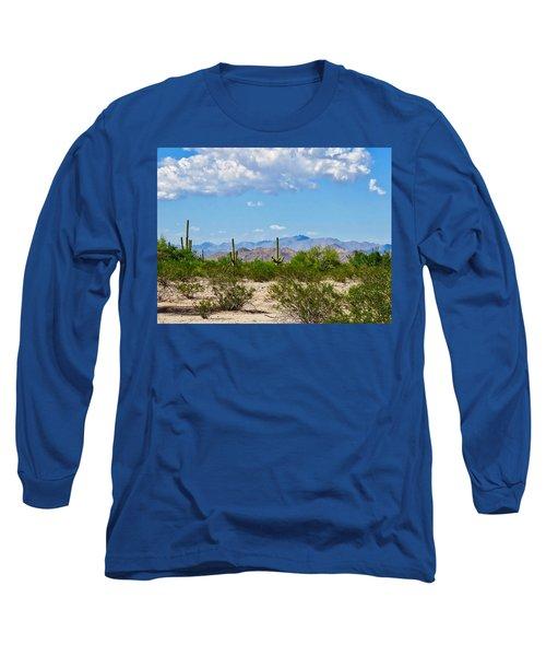 Arizona Desert Hidden Valley Long Sleeve T-Shirt
