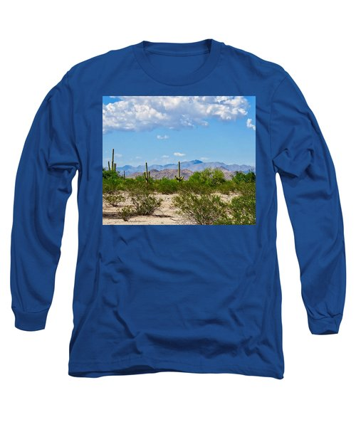 Arizona Desert Hidden Valley Long Sleeve T-Shirt