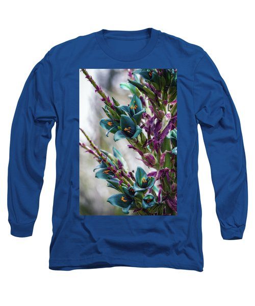 Azure Dreams Long Sleeve T-Shirt