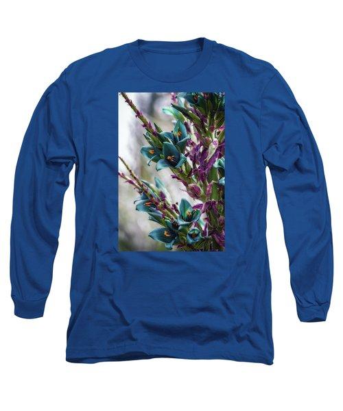Azure Dreams Long Sleeve T-Shirt