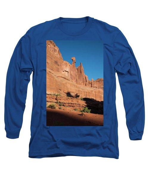 Balance Rock Long Sleeve T-Shirt