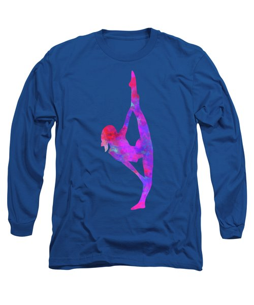 Ballet Splits Long Sleeve T-Shirt