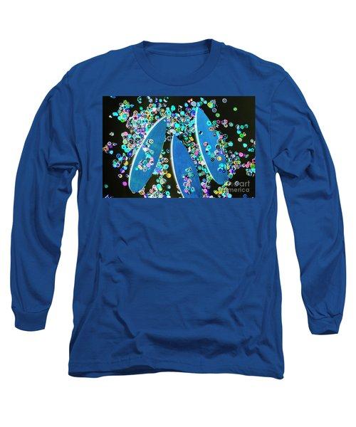 Blue Boarding Bay Long Sleeve T-Shirt