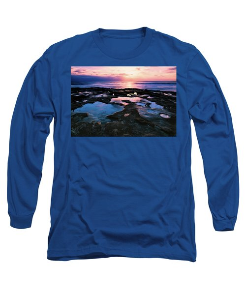 Candy Colored Pools Long Sleeve T-Shirt