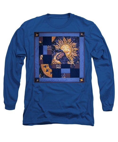 Celestial Slumber Long Sleeve T-Shirt