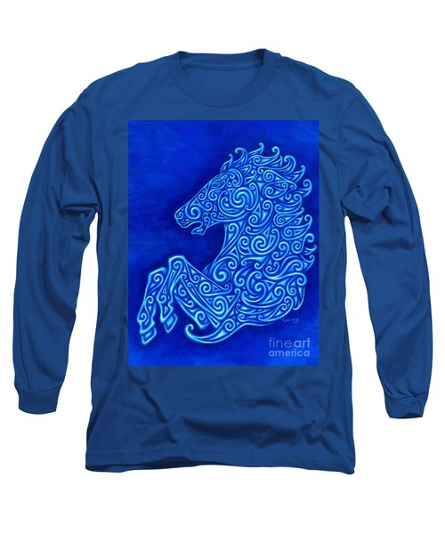 Celtic Horse Long Sleeve T-Shirt