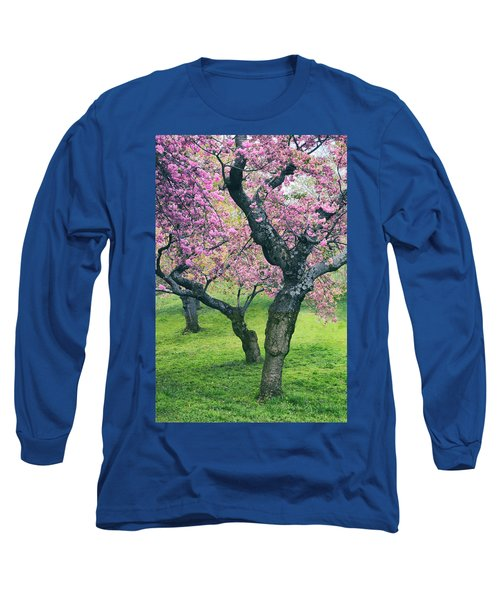 Cherry Trio Long Sleeve T-Shirt