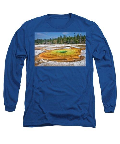Chromatic Pool Long Sleeve T-Shirt